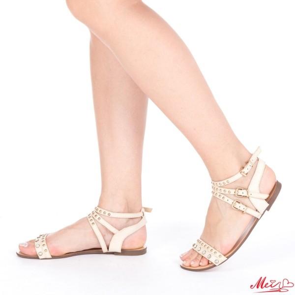 Sandale Dama WH1008 Beige Mei