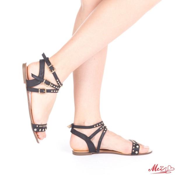 Sandale Dama WH1008 Black Mei