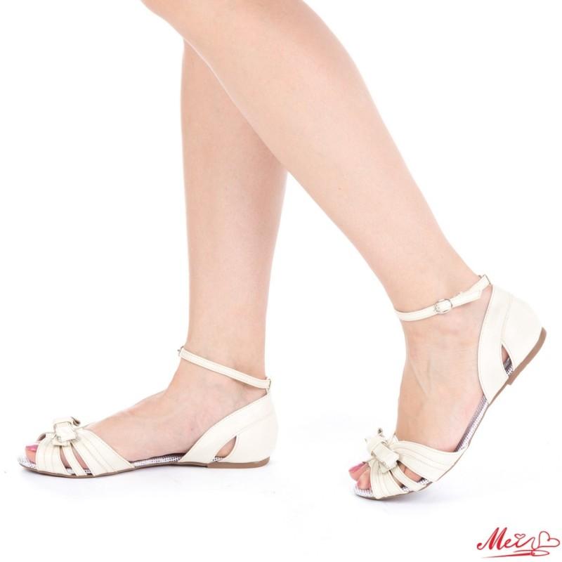 Sandale Dama WH962 Apricot Mei