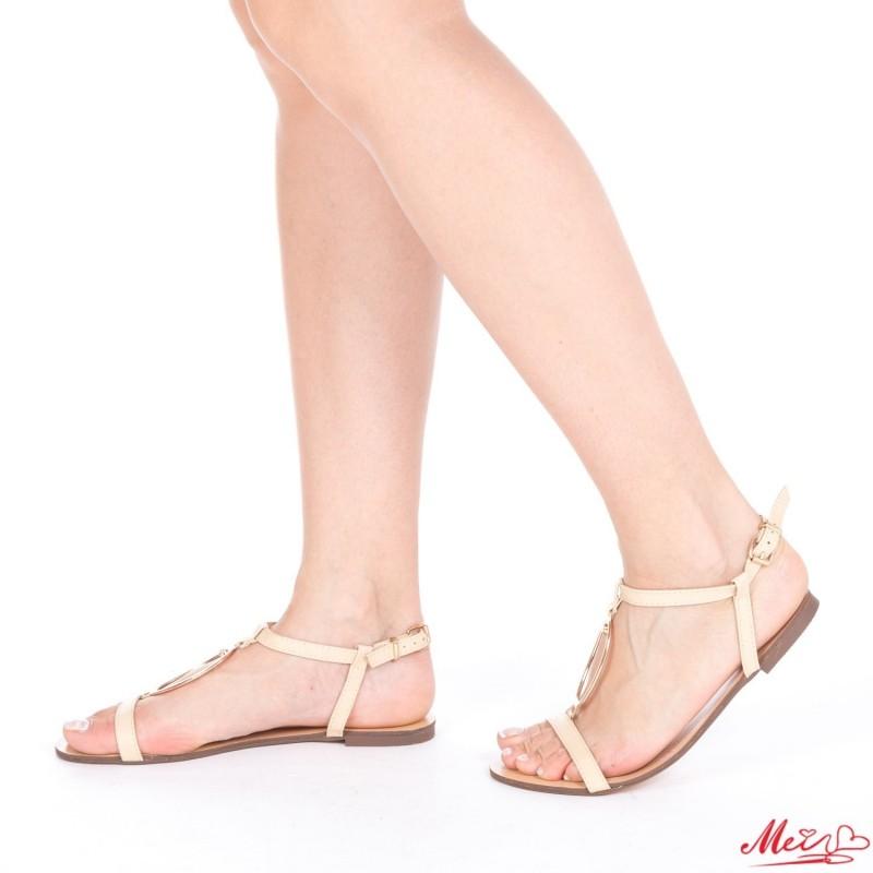 Sandale Dama WH987 Beige Mei