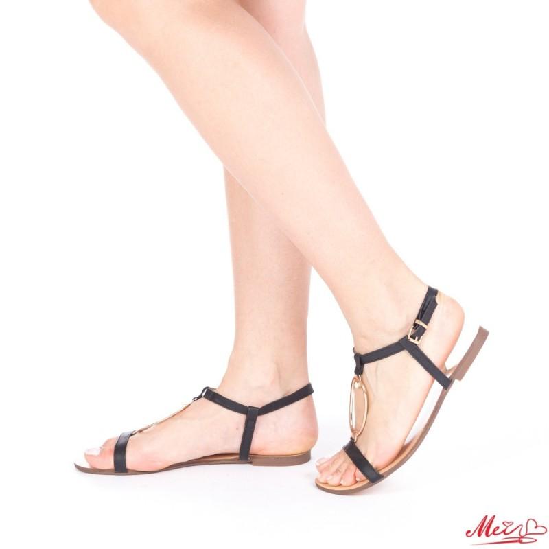Sandale Dama WH987 Black Mei