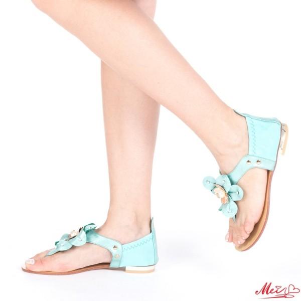 Sandale Dama WH997 Green Mei
