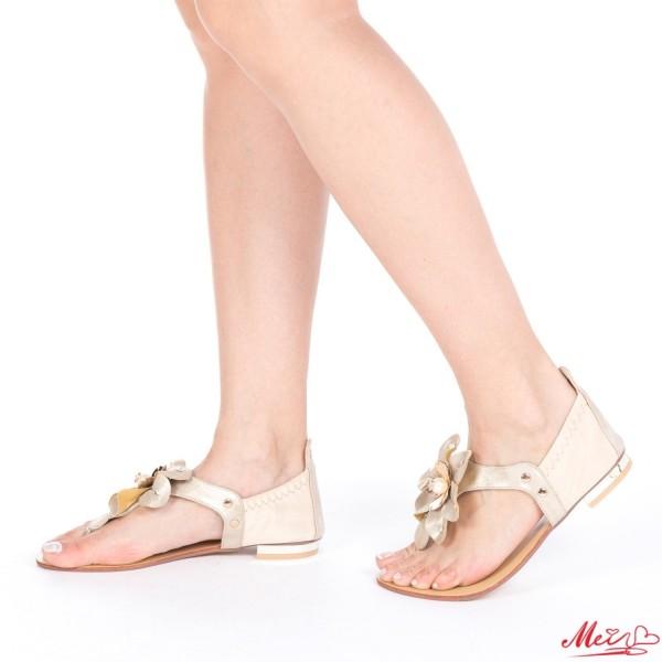 Sandale Dama WH997 Beige Mei