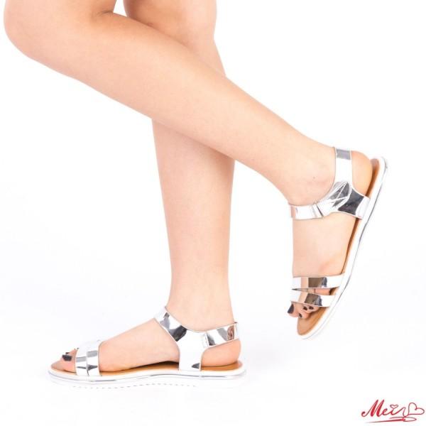 Sandale Dama WS16 Silver Mei