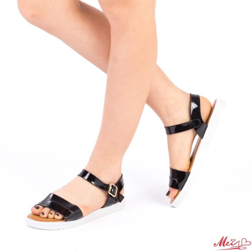 Sandale Dama WS20 Black Mei