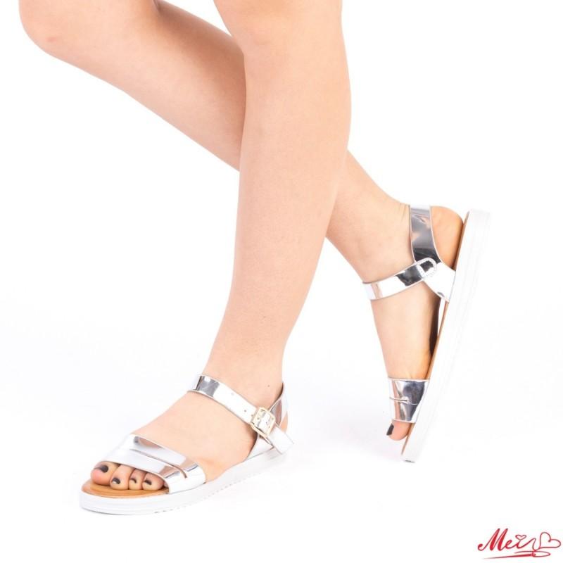 Sandale Dama WS20 Silver Mei