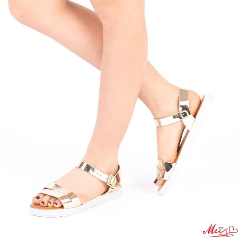 Sandale Dama WS20 Gold Mei