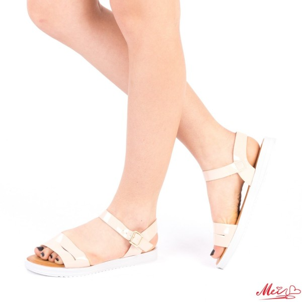 Sandale Dama WS20 Nude Mei