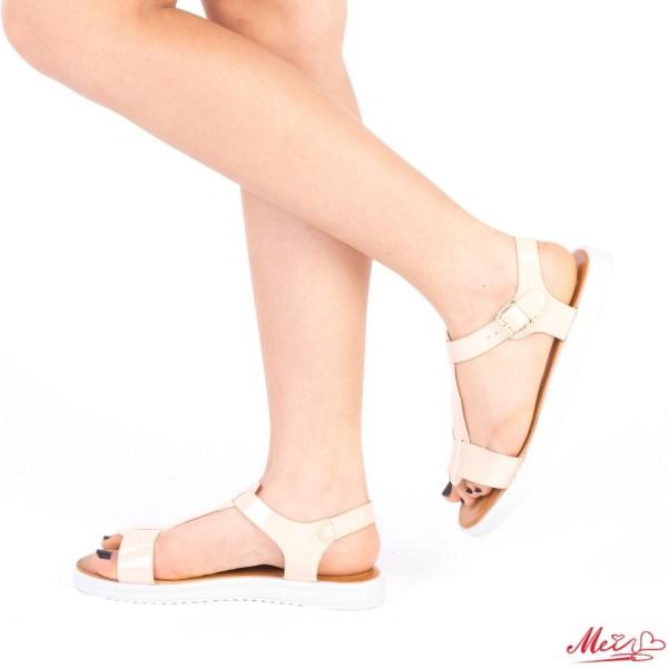 Sandale Dama WS21 Nude Mei
