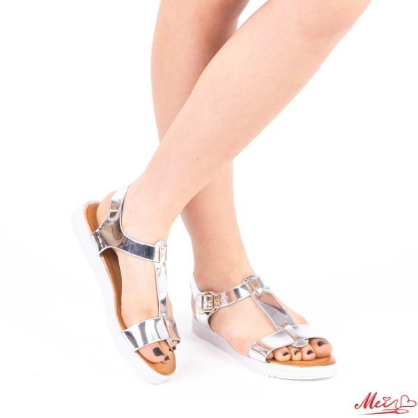 Sandale Dama WS21 Silver Mei