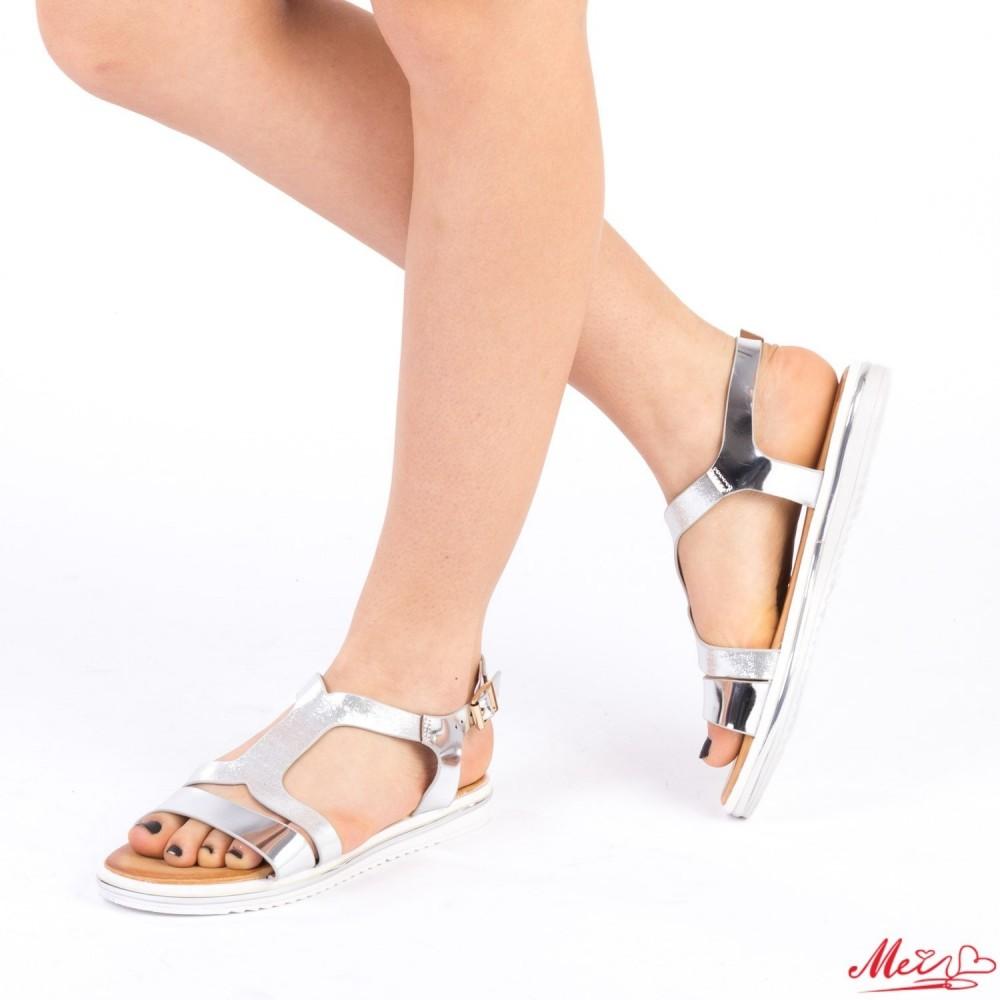 Sandale Dama WS30 Silver Mei