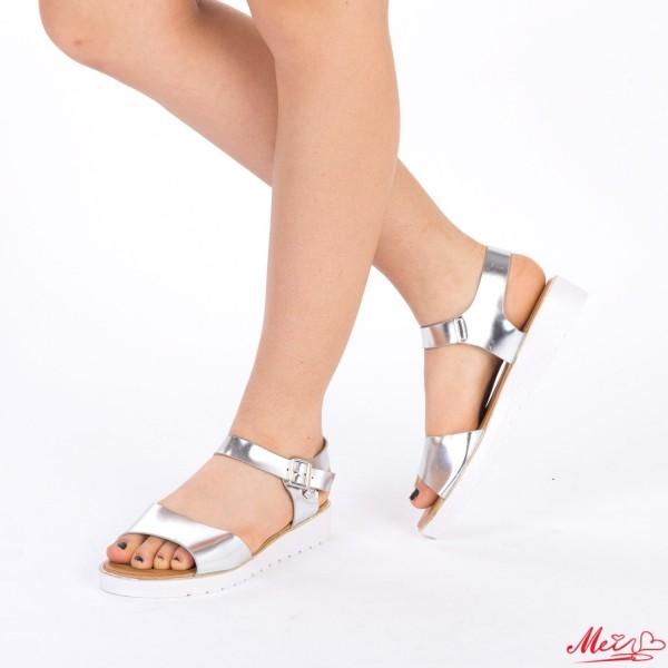 Sandale Dama WS32 Silver Mei