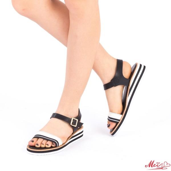 Sandale Dama WS79 Black Mei