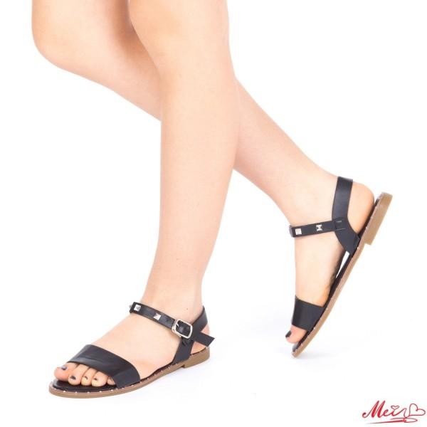 Sandale Dama WS81 Black Mei