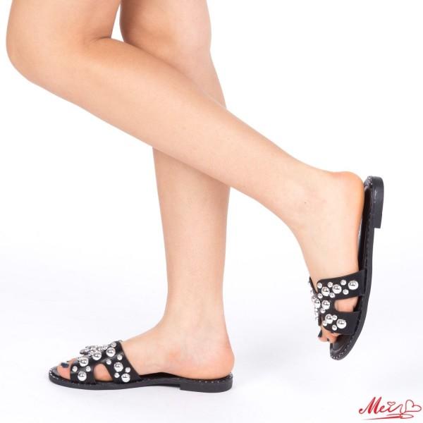 Papuci Dama WS82 Black Mei