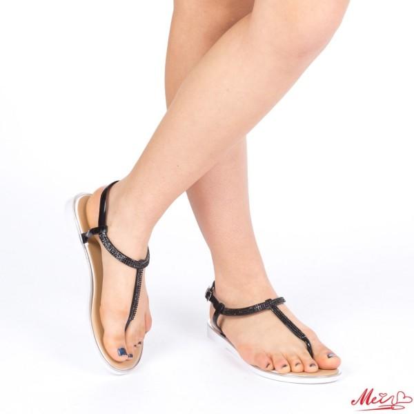Sandale Dama WS83 Black Mei