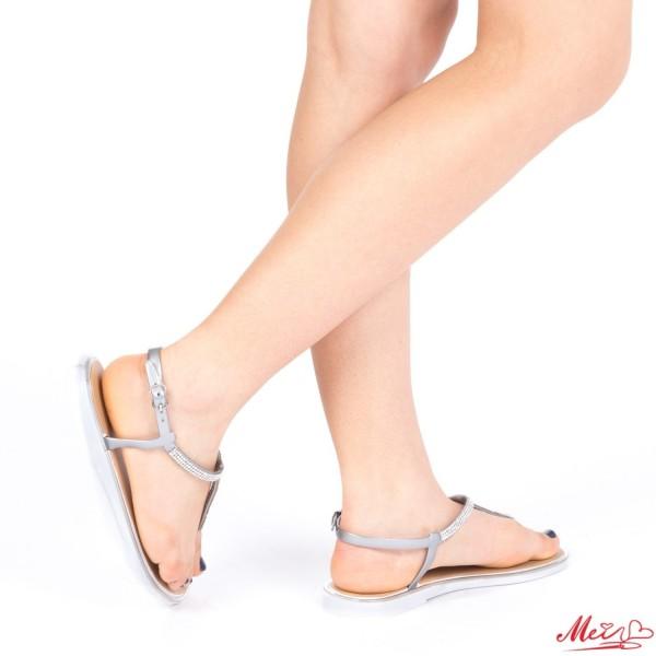 Sandale Dama WS83 Silver Mei