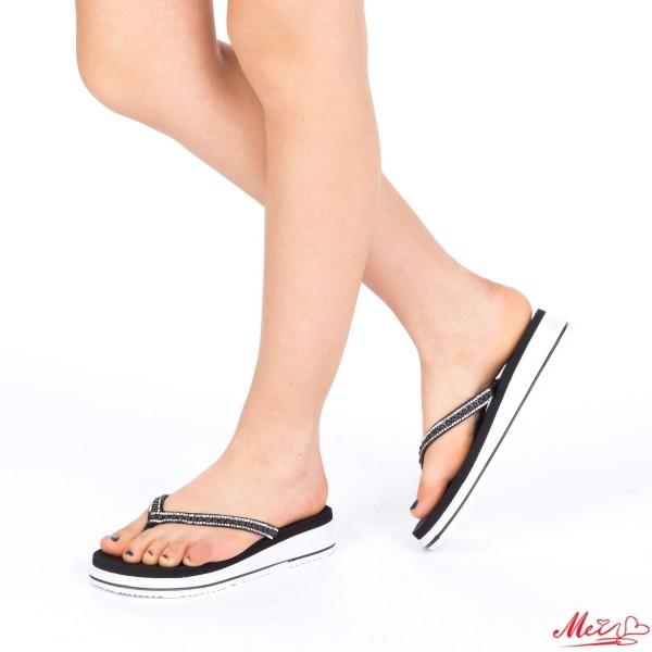 Papuci Dama WS85 Black Mei
