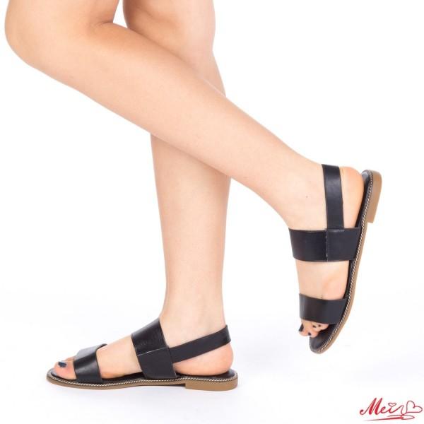 Sandale Dama WS89 Black Mei
