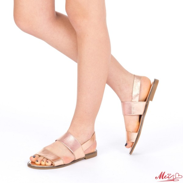 Sandale Dama WS89 Champagne Mei