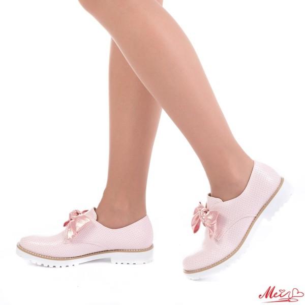 Pantofi Casual Dama WT12 Pink Mei