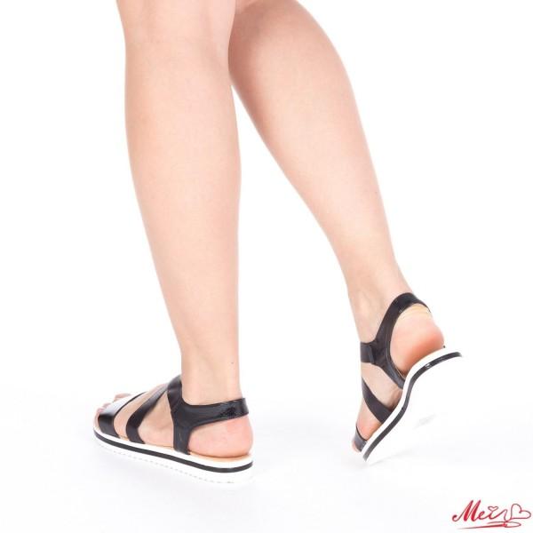 Sandale Dama WT156 Black Mei