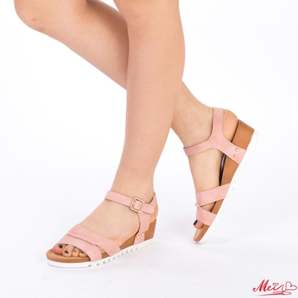 Sandale Dama WT163 Pink Mei