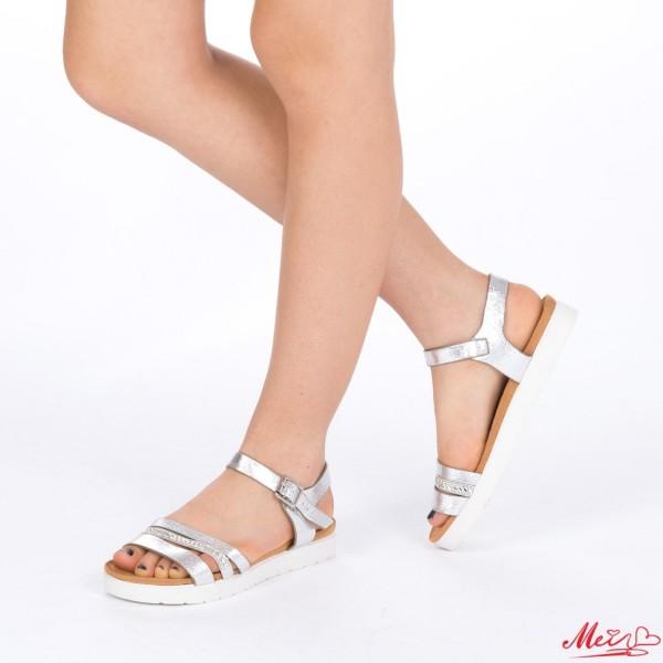 Sandale Dama WT18 Silver Mei