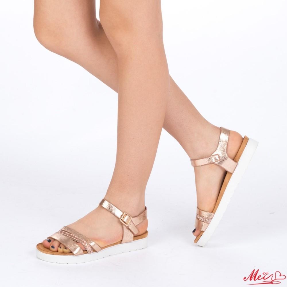 Sandale Dama WT18 Champagne Mei