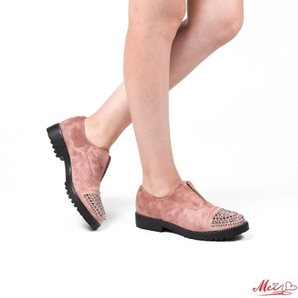 Pantofi Casual Dama WT2 Pink Mei