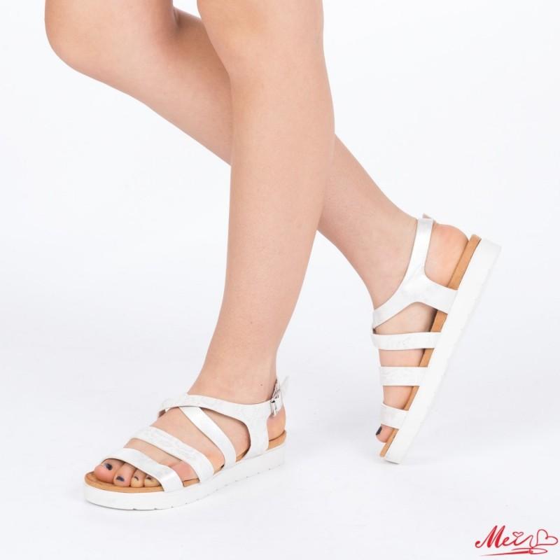 Sandale Dama WT21 White Mei