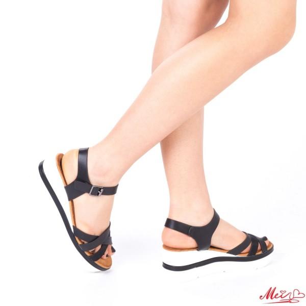 Sandale Dama WT29 Black Mei