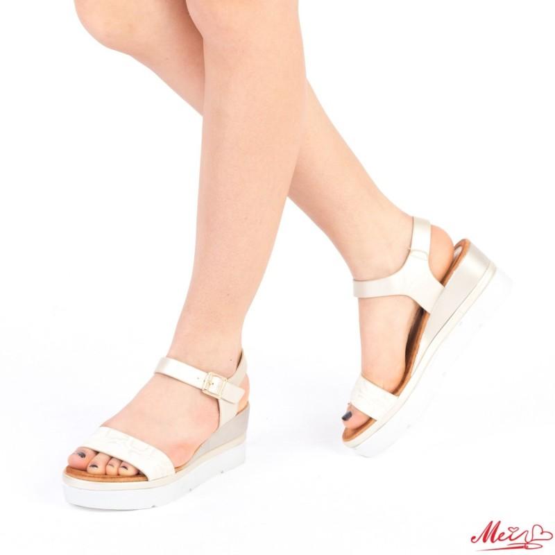 Sandale Dama WT30 Gold Mei