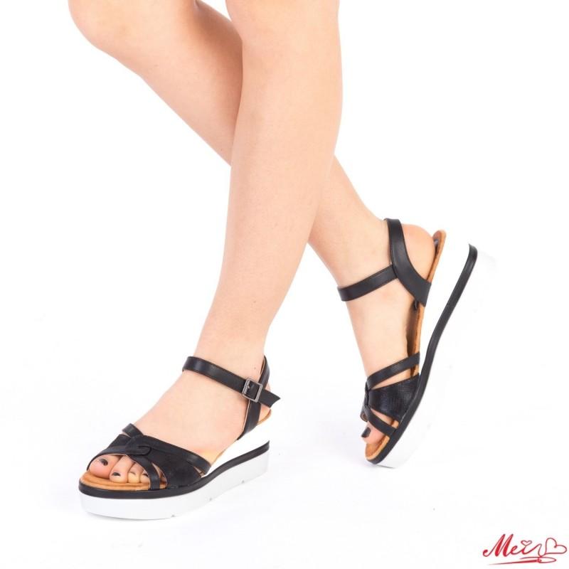 Sandale Dama WT31 Black Mei