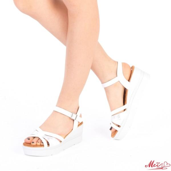 Sandale Dama WT31 White Mei