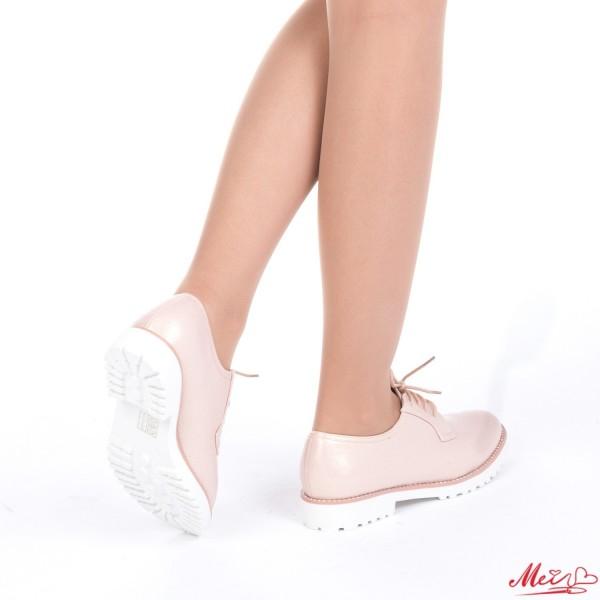 Pantofi Casual Dama WT38 Pink Mei
