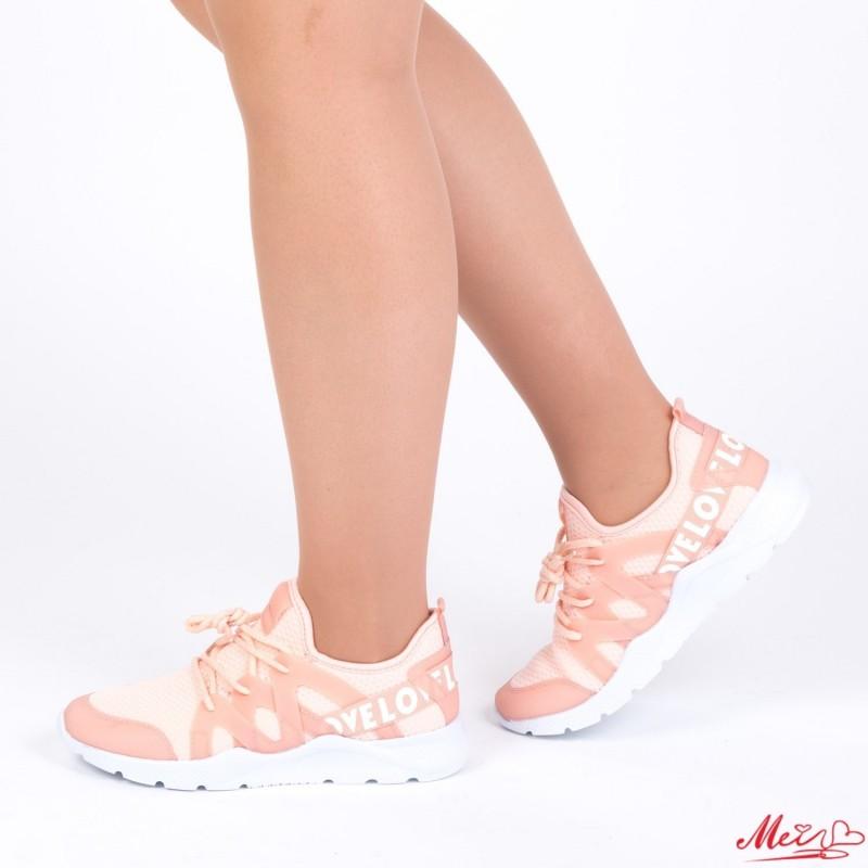 Pantofi Sport Dama X-17# Pink Mei