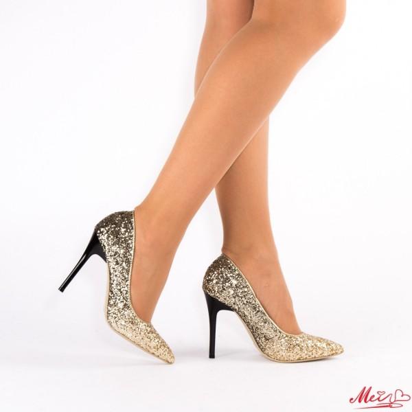 Pantofi cu Toc XD32 Guncolor Mei