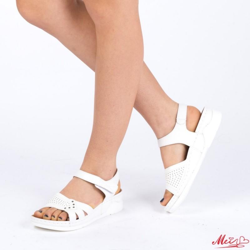 Sandale Dama XD77 White Mei