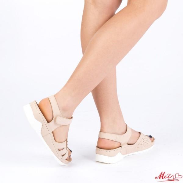Sandale Dama XD77 Beige Mei