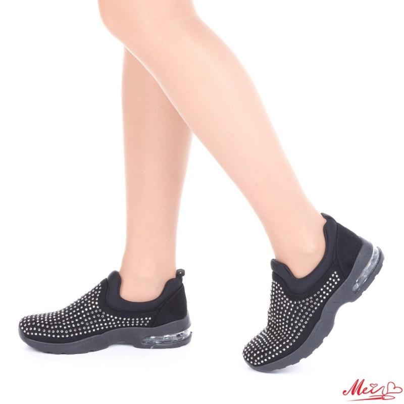 Pantofi Sport Dama XY11 Black Mei