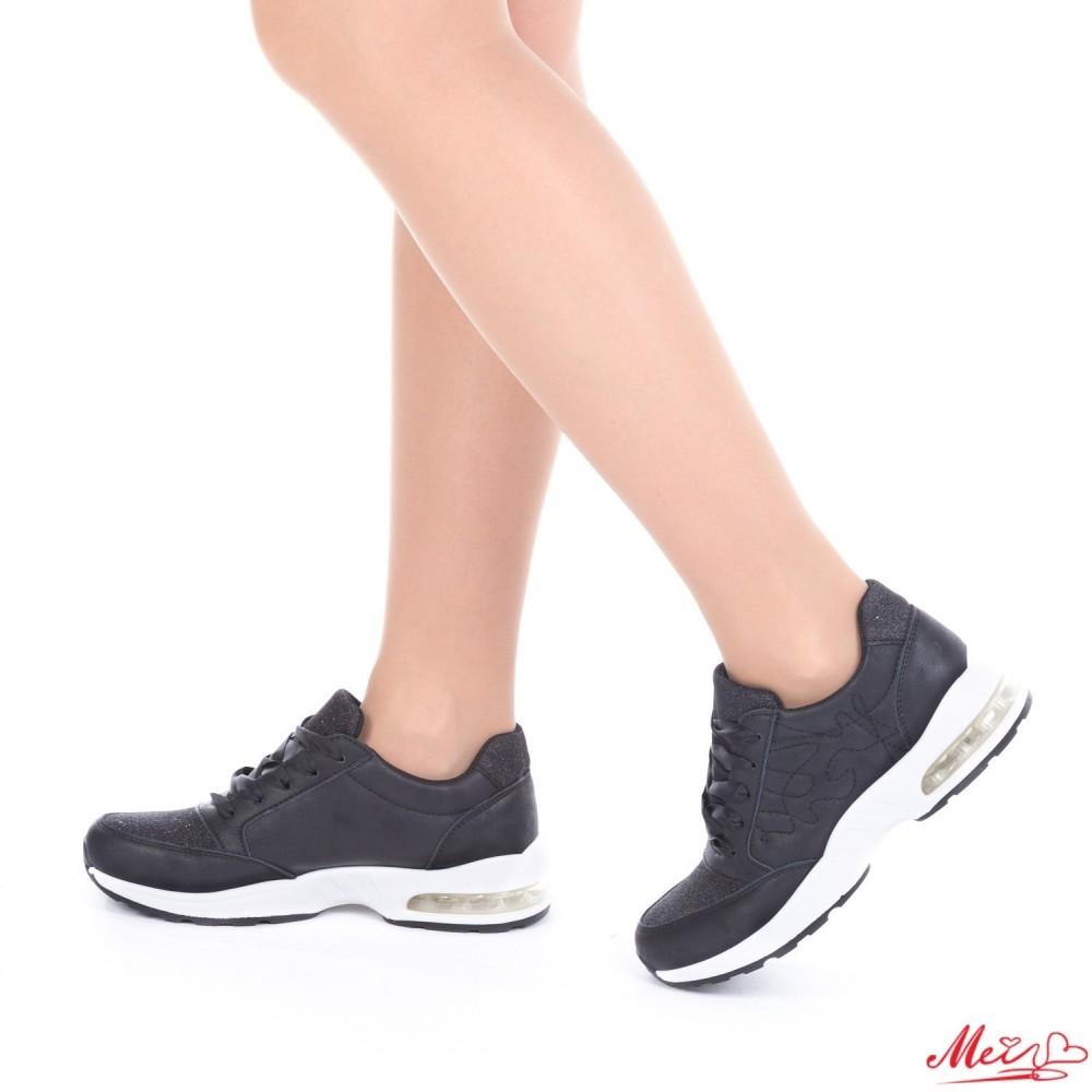 Pantofi Sport Dama XY12 Black Mei