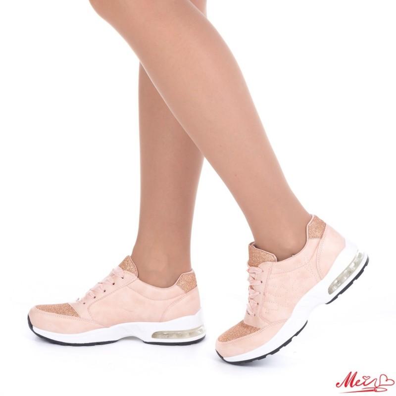 Pantofi Sport Dama XY12 Pink Mei