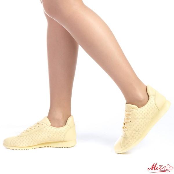 Pantofi Sport Dama XY9 Yellow Mei