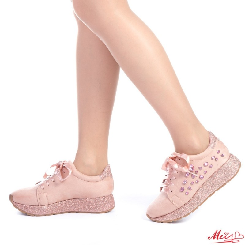 Pantofi Sport Dama YBS15 Pink Mei