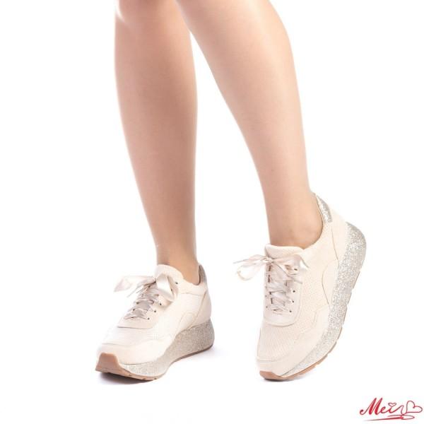 Pantofi Sport Dama YBS17 Beige Mei