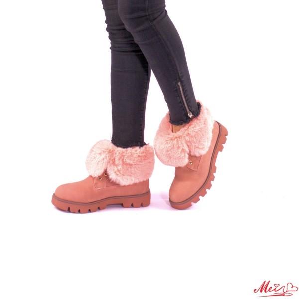 Ghete Dama YKQ7 Pink Mei