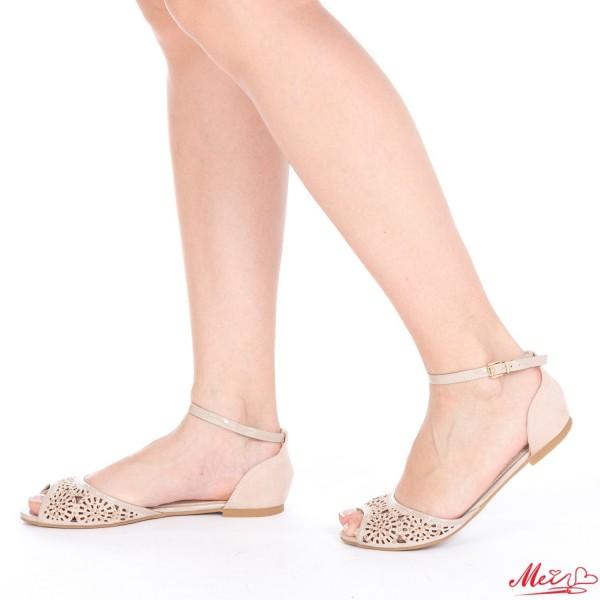Sandale Dama YT37 Beige Mei