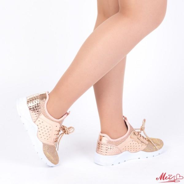 Pantofi Sport Dama ZJY-3# Champagne Mei