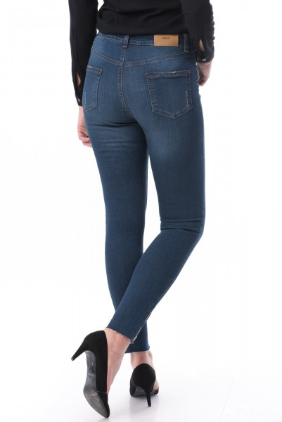 Jeans 7002 Blue Mei